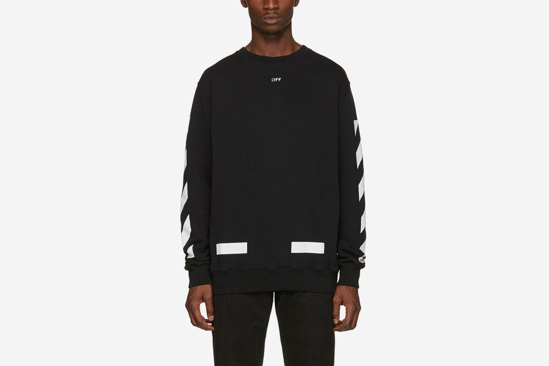 Arrows Crewneck Sweatshirt