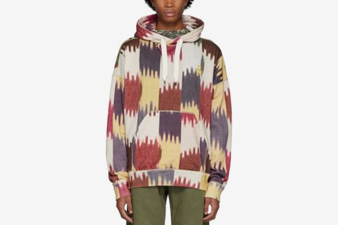 Multicolor Viley Hoodie