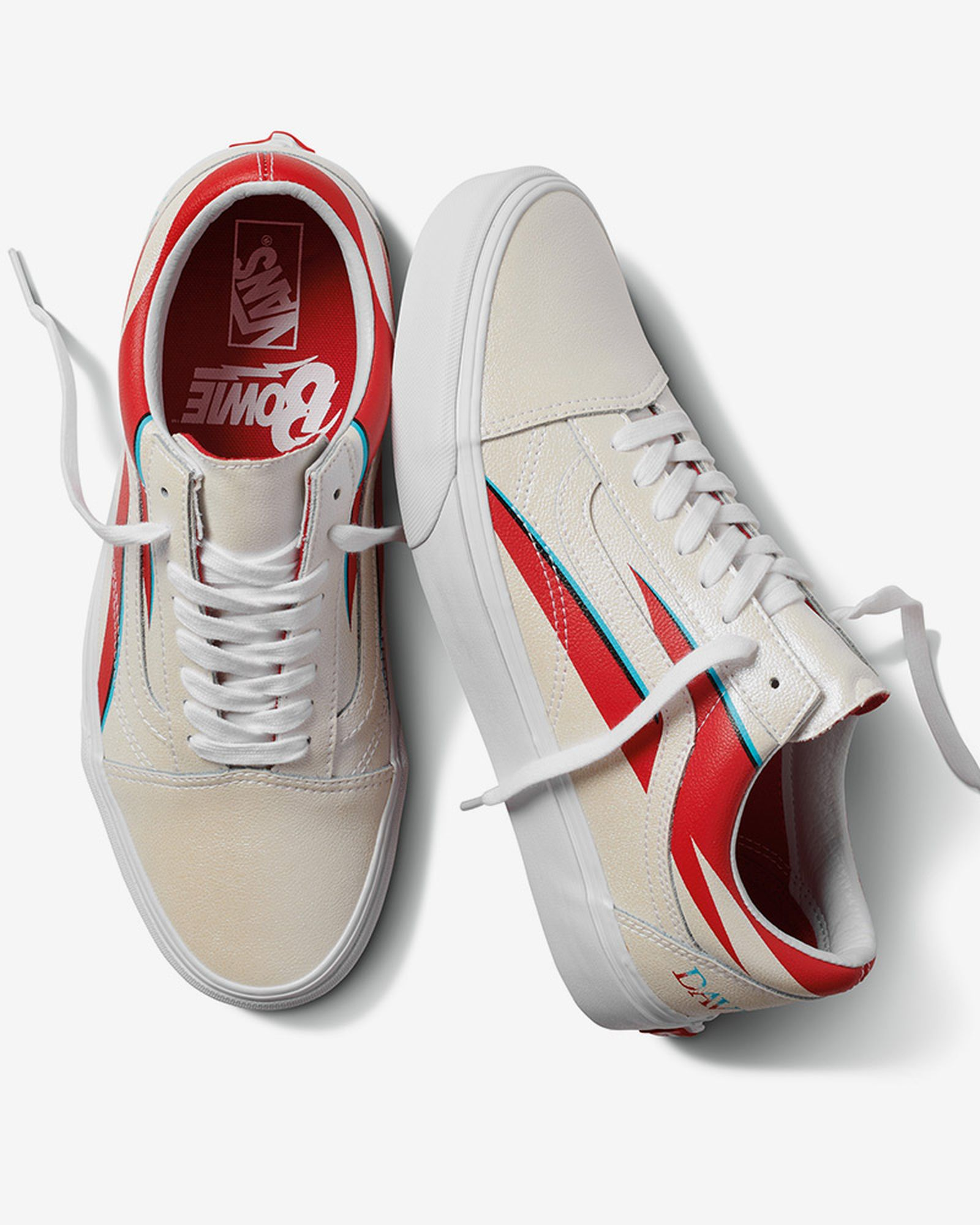 david bowie vans collection release date price official product