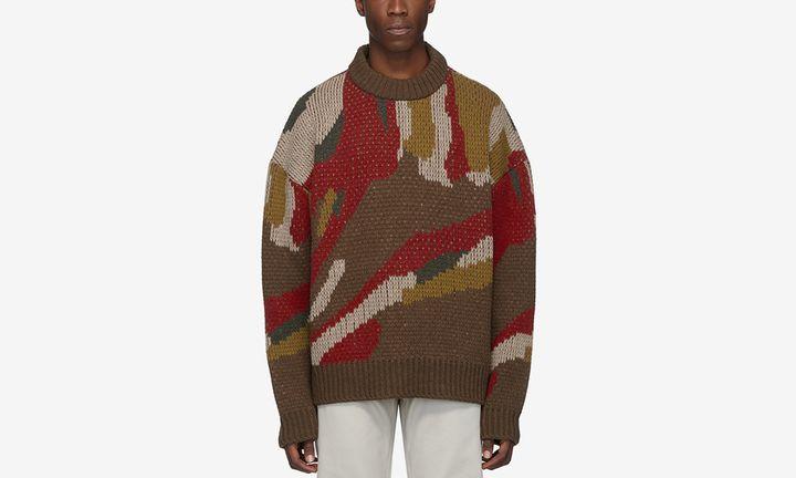 best knitwear feat Acne Studios carhartt wip cos
