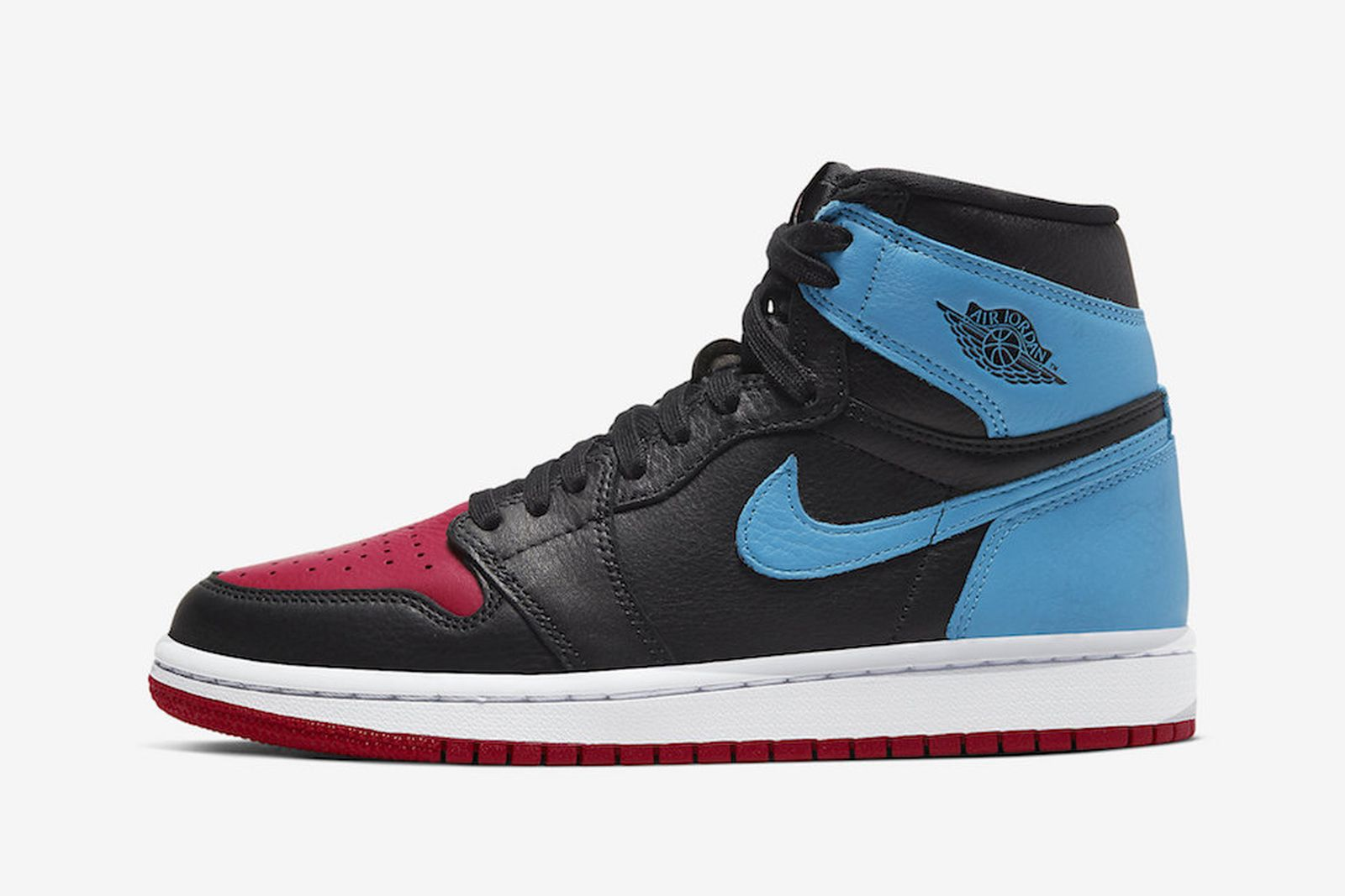 "Air Jordan 1 ""UNC to Chicago"": Official Images & Release Info"