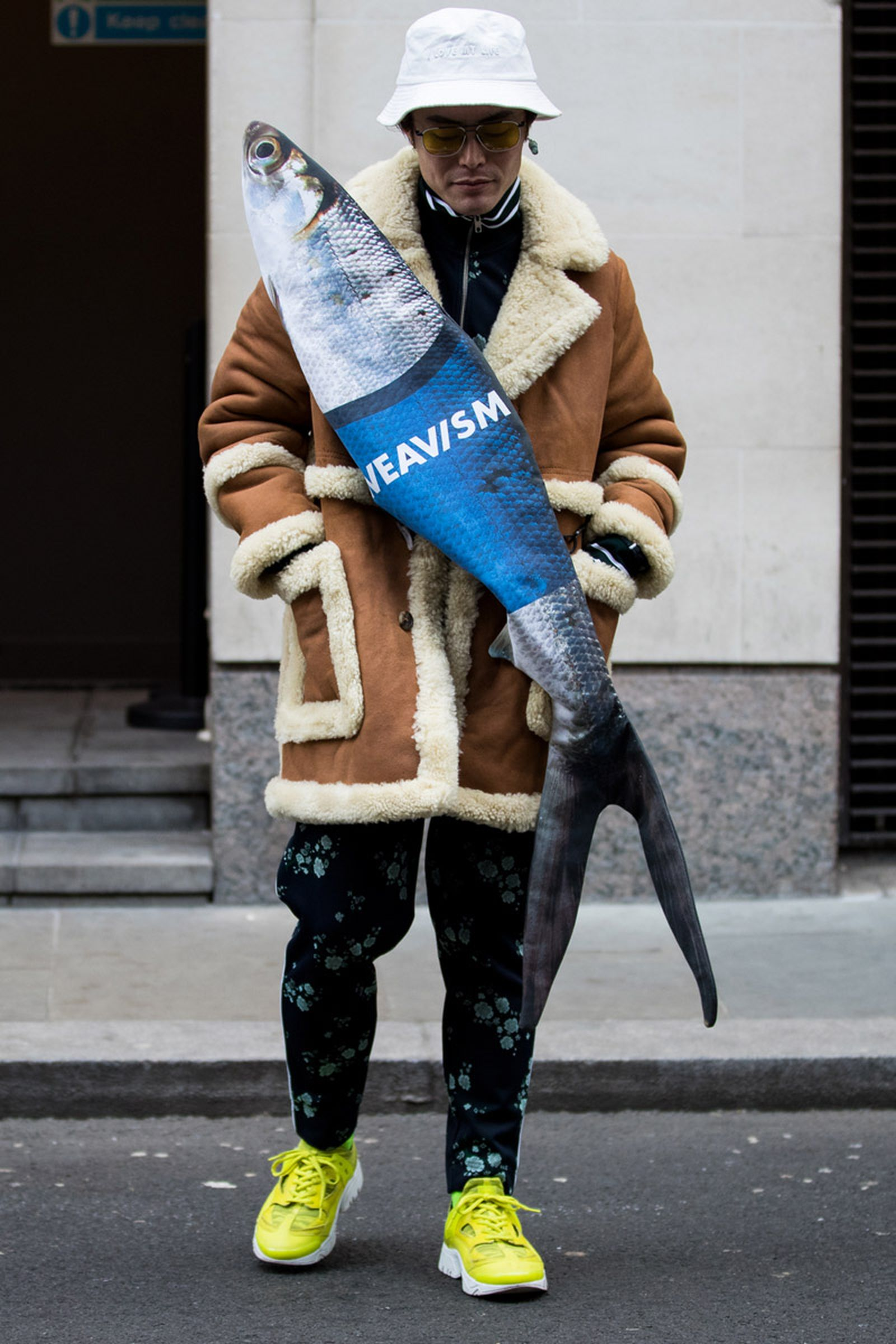 MFW19 London StreetStyle EvaAlDesnudo 16 Martine Rose a cold wall calvin klein 205w39nyc