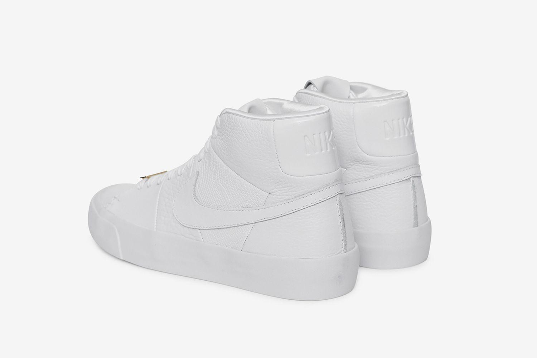 Blazer Royal 'Triple White'