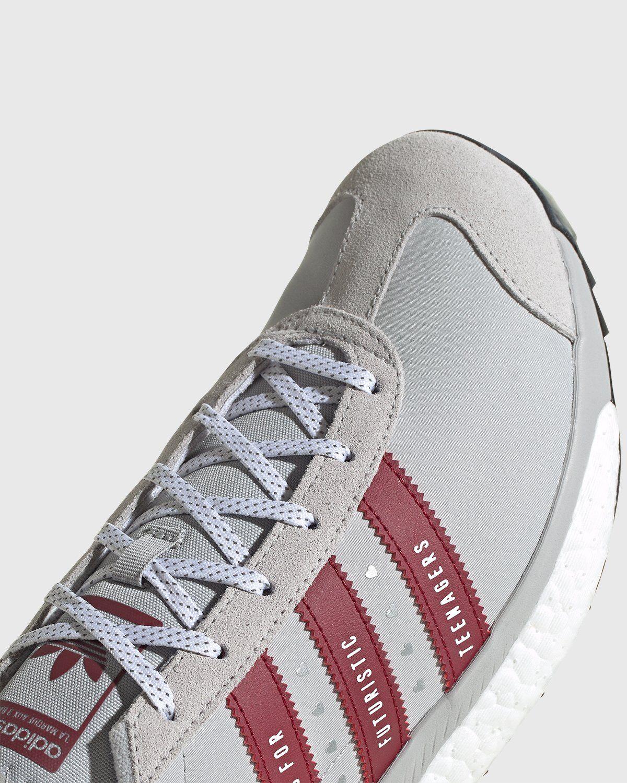 adidas Originals x Human Made — Country Burgundy - Image 3