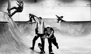 Tony Hawk Launches Signature Clothing Collection Shot by Anton Corbijn