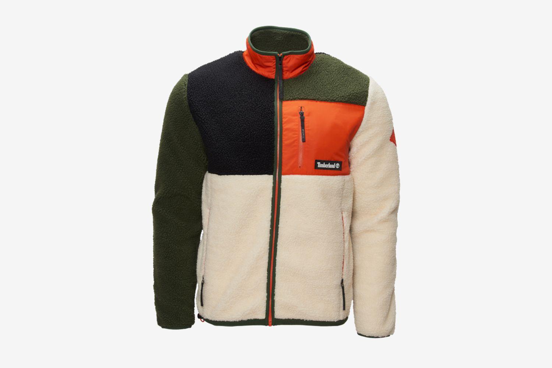 Sherpa Fleece Full-Zip