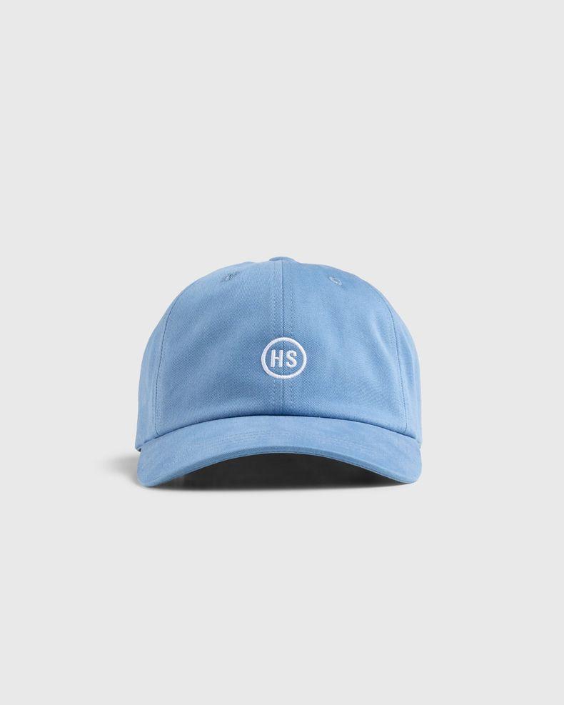 Highsnobiety – Baseball Cap Blue