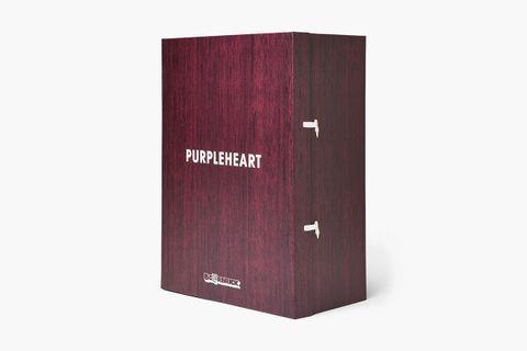 Purple Heart 400%