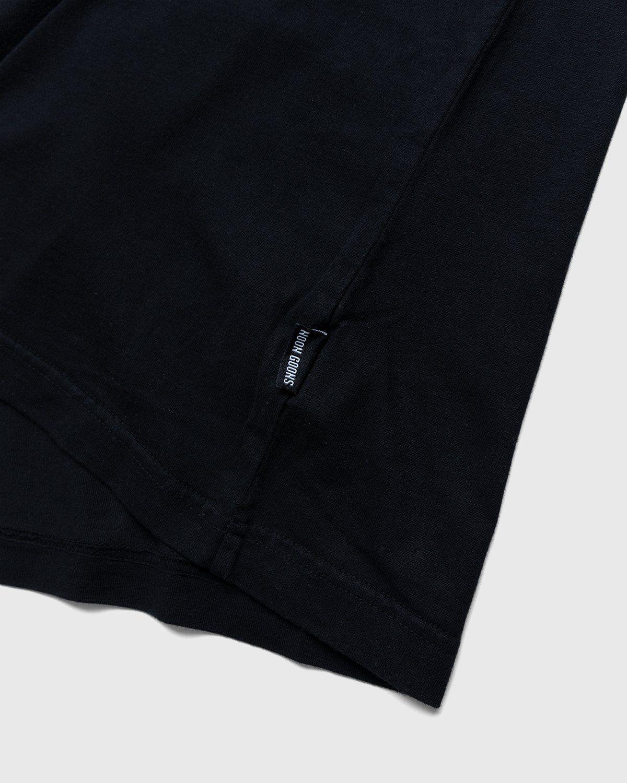 Noon Goons – Sister City T-Shirt Black - Image 3