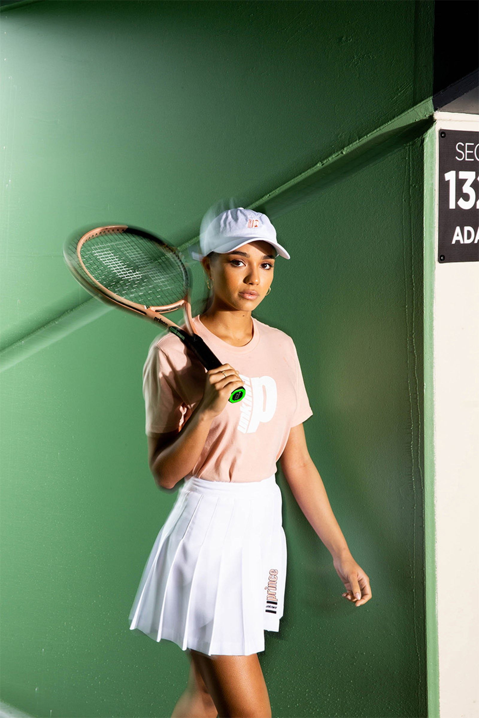 prince unknwn capsule prince tennis