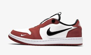 cb6f2b8cee137a Nike s Slip-On Nike Air Jordan 1 Low Drops Today. Selects Sneakers