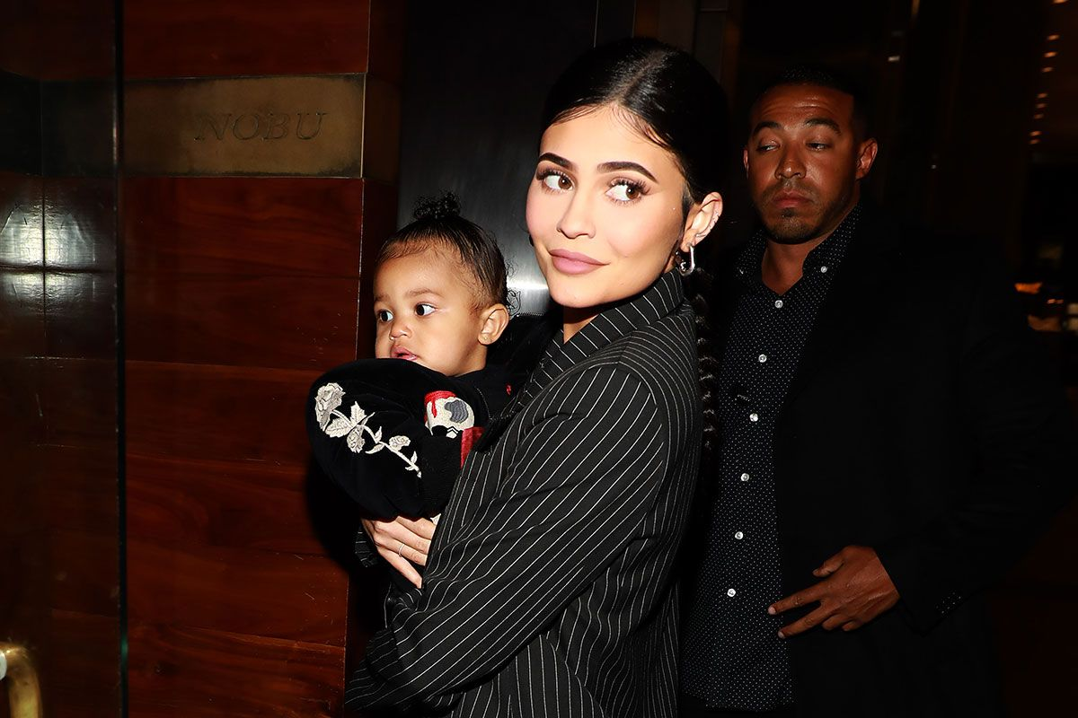 Kylie Jenner Singing 'Rise & Shine' to Stormi Is Now Twitter's Favorite Meme