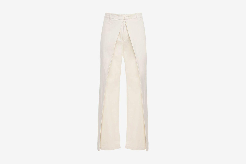 Chicano Layered Cotton Pants