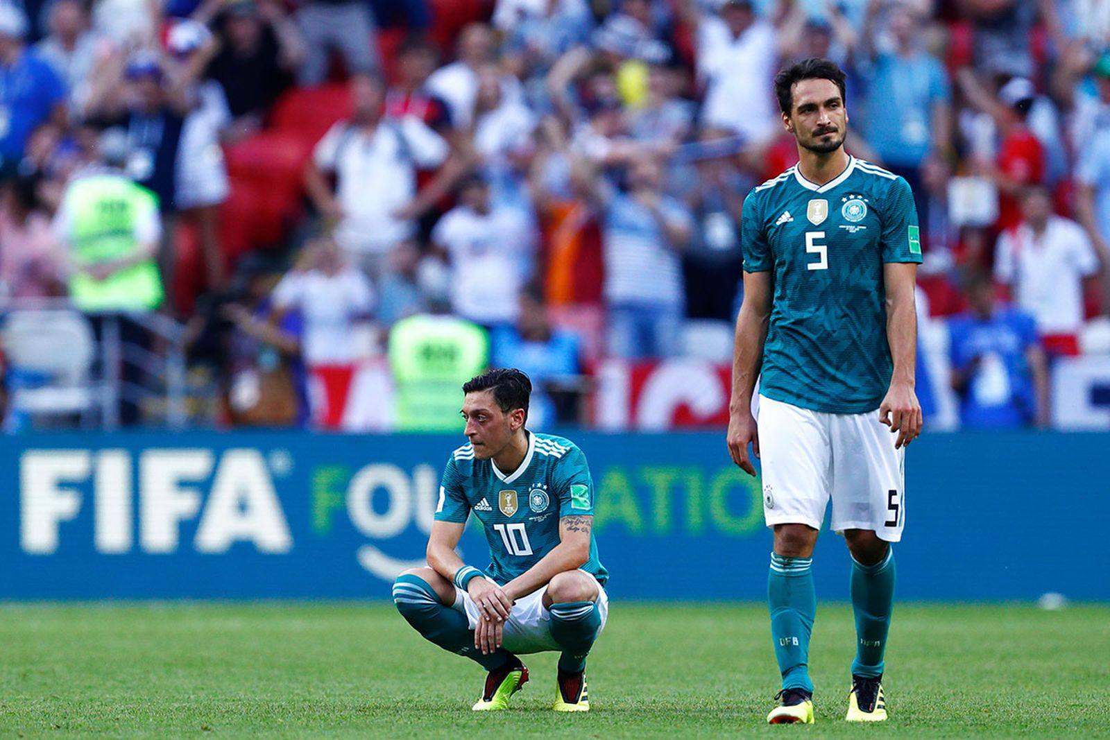 germany 2018 fifa world cup twitter reactions
