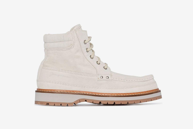 Garrigue Corduroy Boots
