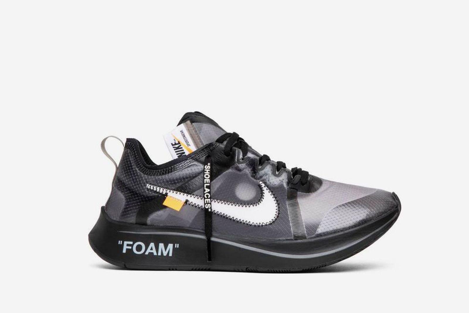 off white zoom fly black GOAT Nike The Ten OFF-WHITE c/o Virgil Abloh
