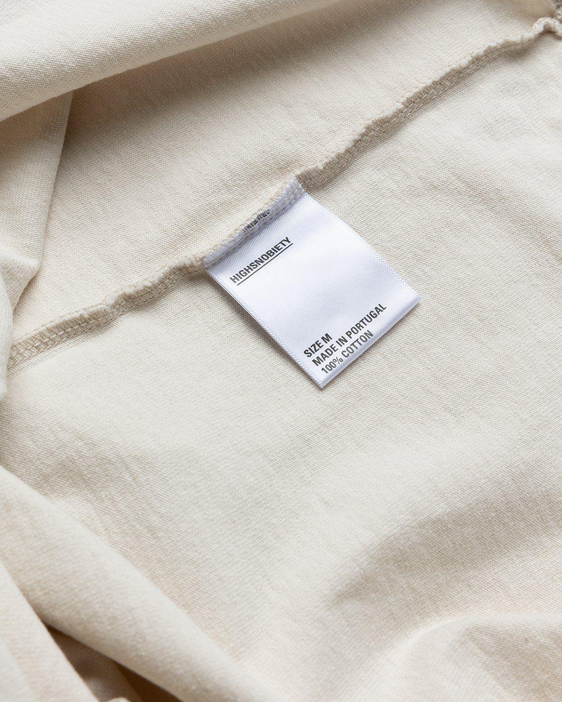 Highsnobiety – Flags T-Shirt Eggshell - Image 5