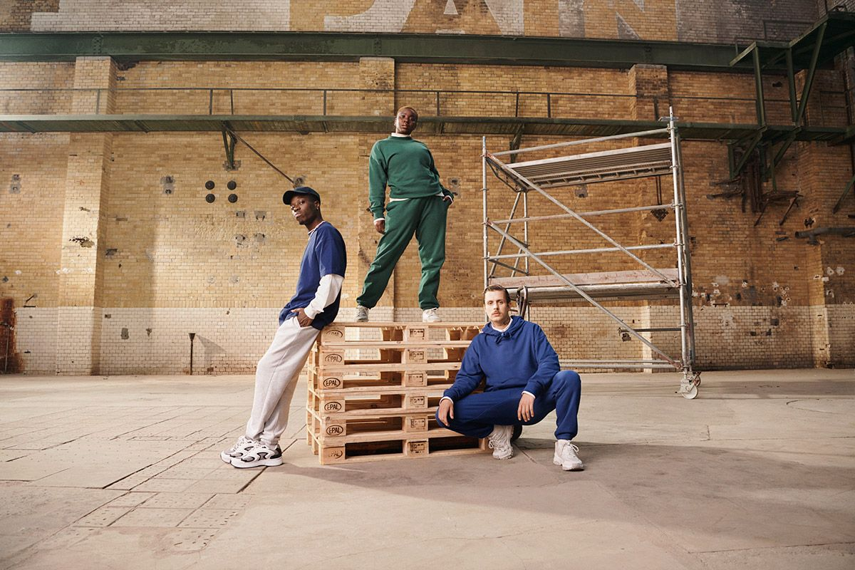 H&M's Blank Staples Collection Gets Comfier and Cozier for Its Third Drop