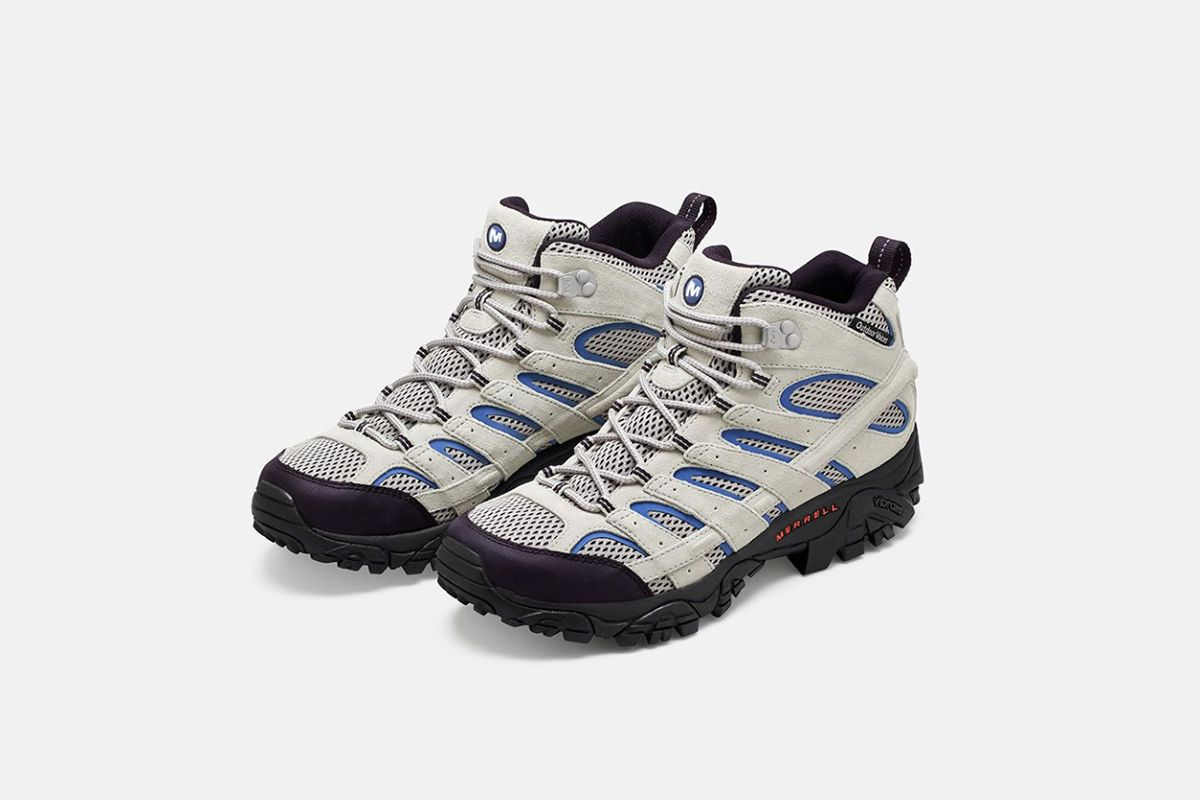 Outdoor Voices x Merrell Moab 2 Mid Vent
