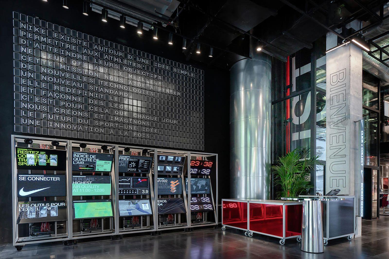 Nike House of Innovation Paris