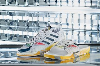 """cheaper attractive price best prices adidas by Raf Simons Stan Smith """"Trompe L'oeil"""": Release Info"""