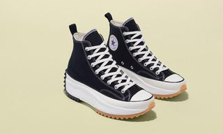 JW Anderson's Converse Run Star Hike in Black Drops Today