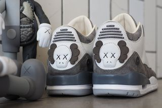 the best attitude 291b0 ea9f3 This Is What a KAWS x Nike Air Jordan 3 Could Look Like