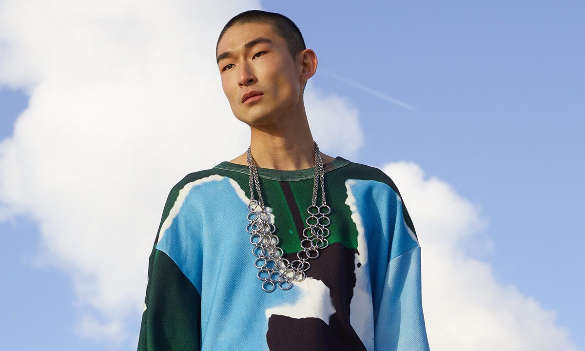Dries Van Noten's Gorgeous Prints Have Us Pining for Summer 2021 Already   Highsnobiety