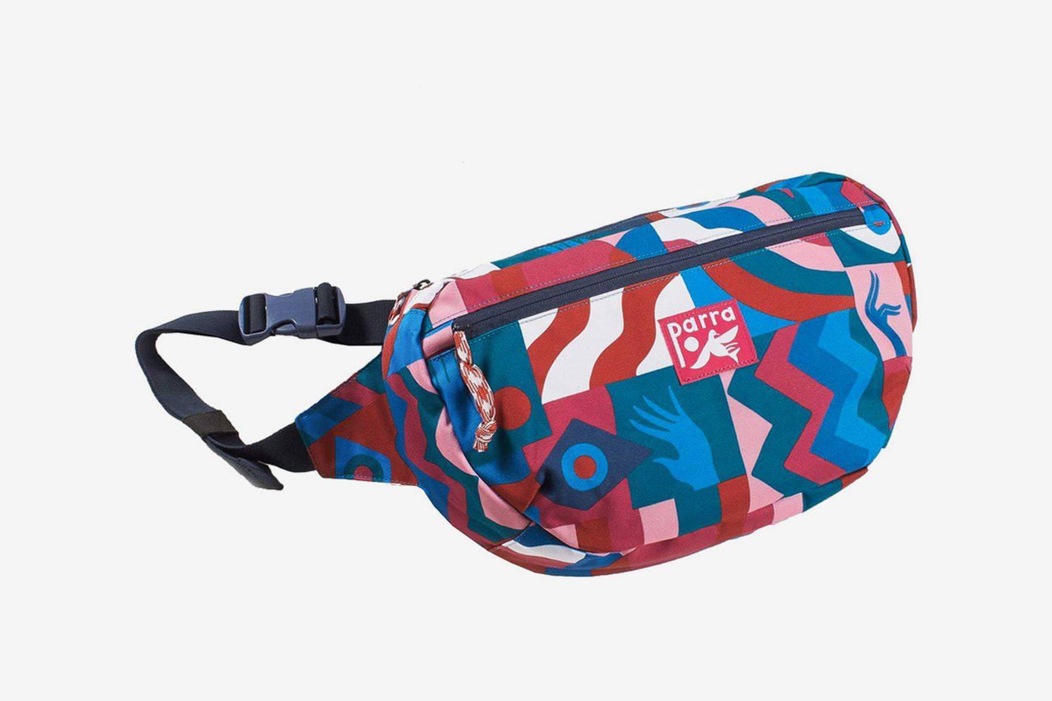 Grab The Flag Waist Bag
