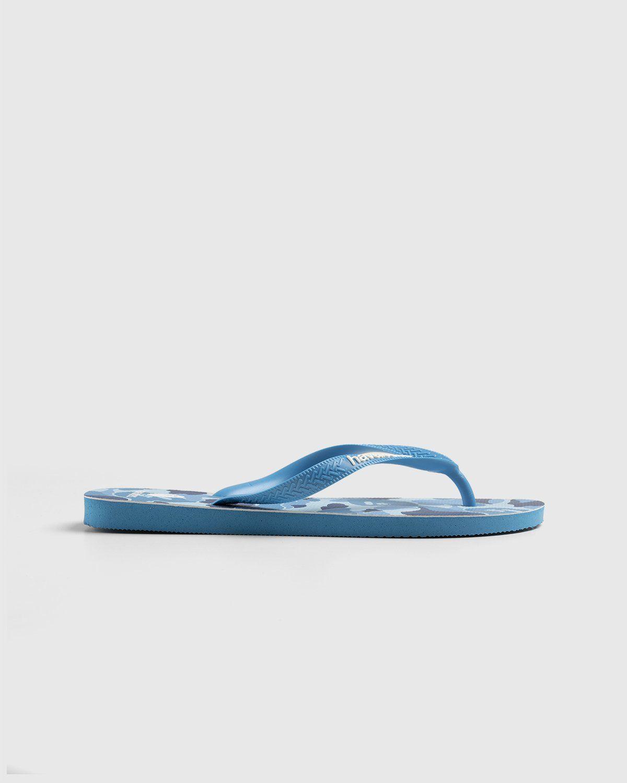 BAPE ® x Havaianas - Top Turquoise - Image 1