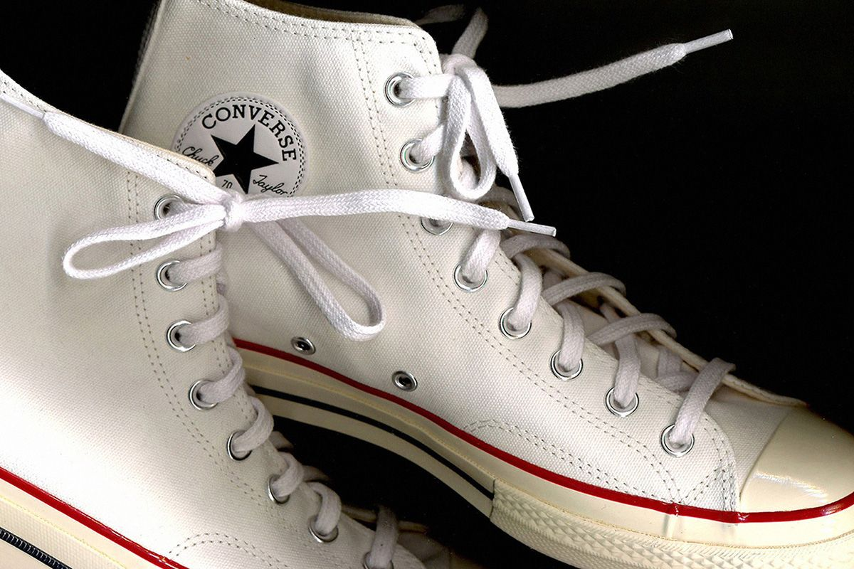 Converse Was One of the Most-Traded Brands on the Resell Market in 2020 5