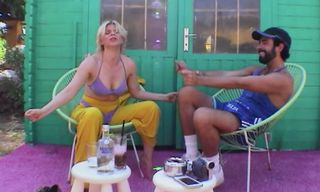 """Soak Up the Summer Vibes in Robyn's """"Between the Lines"""" Video"""