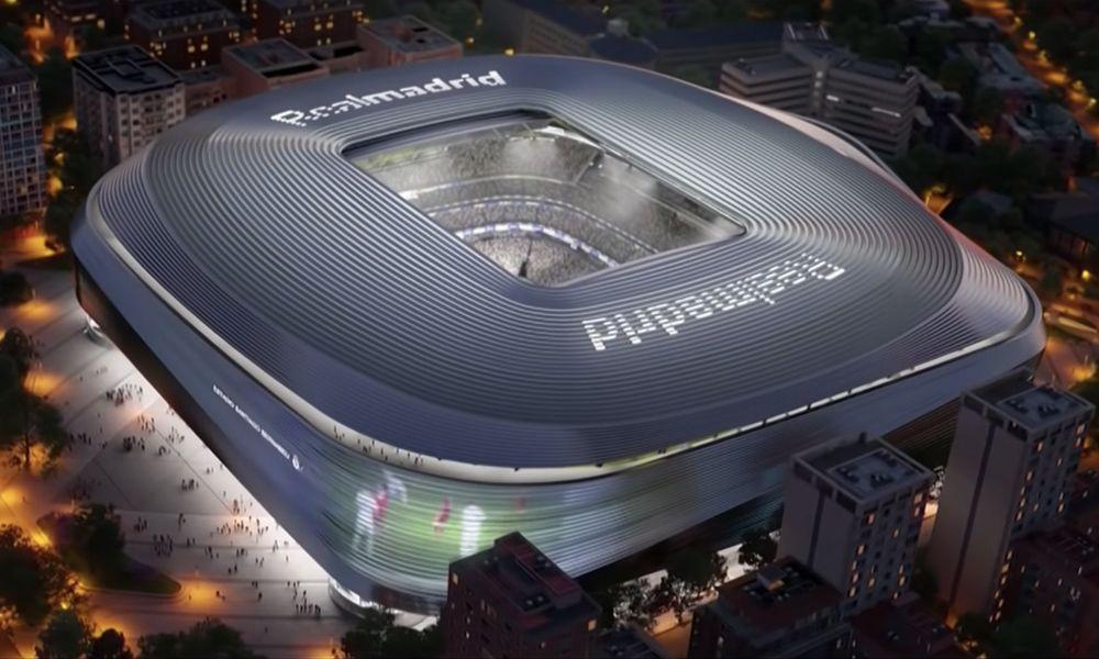 Real Madrid Reveals Plans For New Santiago Bernab 233 U Stadium