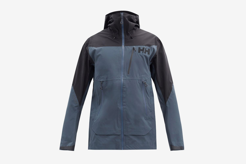 Odin Mountain Hooded Waterproof Ski Jacket