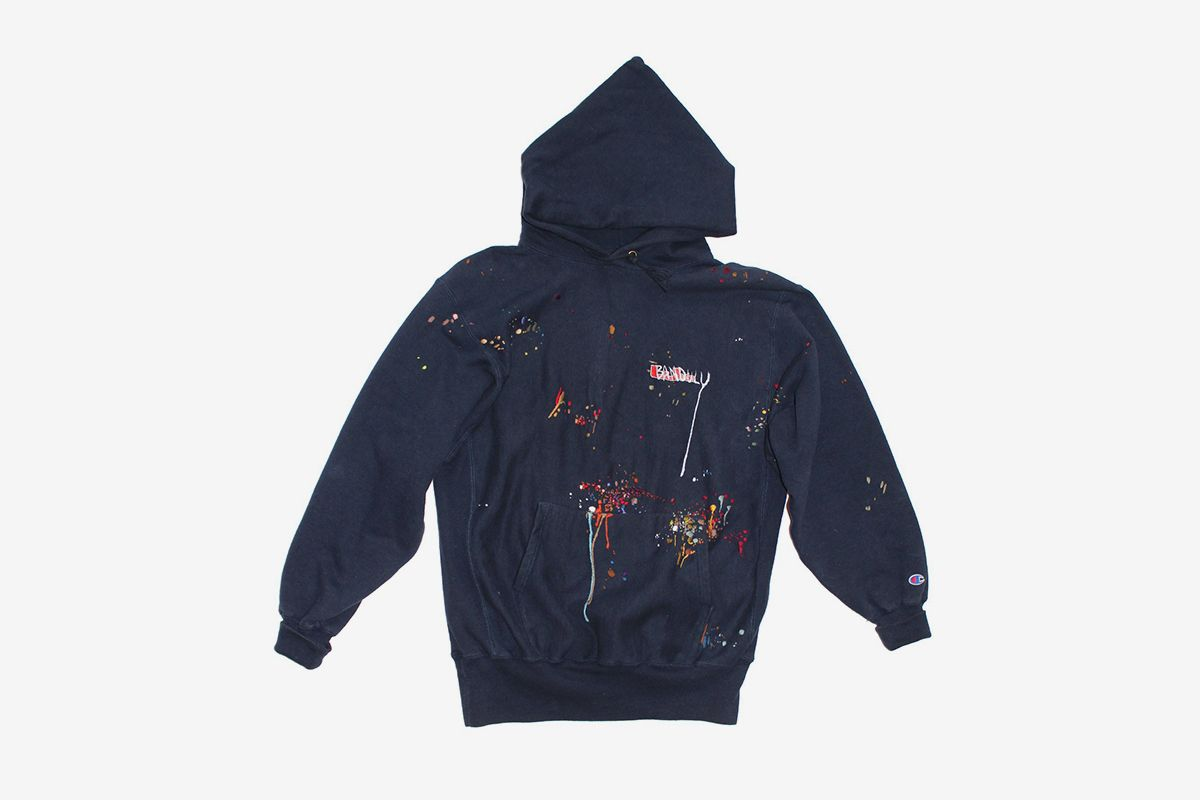 'Country Roads' Vintage Champion Hoodie
