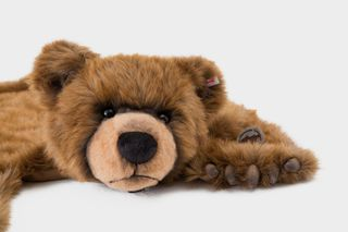 Fragment Design Turns Steiff S Plush Teddy Bear Into A Rug