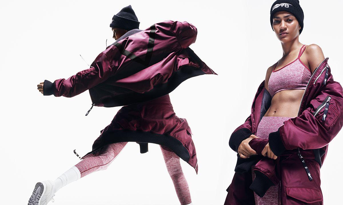 Reebok & Victoria Beckham Add Oversized Styles to Second FW19 Drop