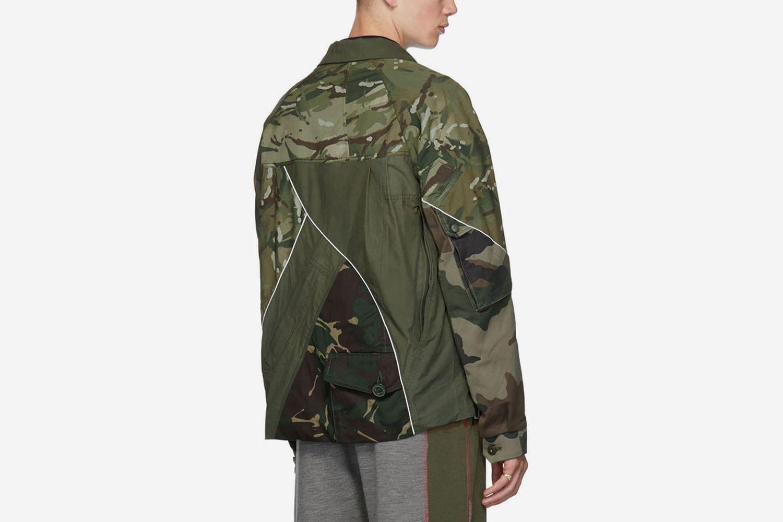 Patch Harrington Jacket