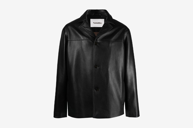 Arto Leather Jacket