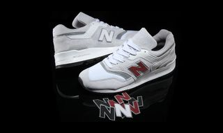 """New Balance's New 997 Comes With Interchangeable """"N"""" Logos"""