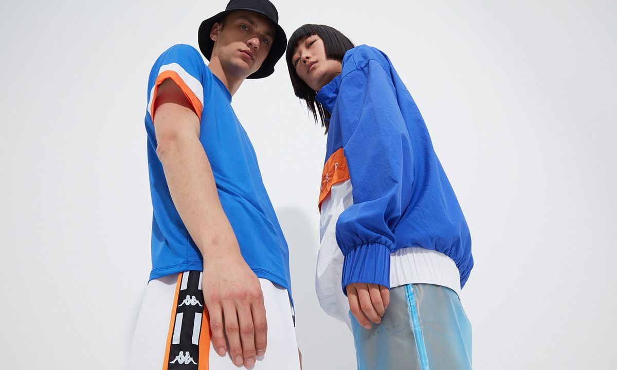 Kappa is Dropping Into SoleDXB Dubai With Two New Collections
