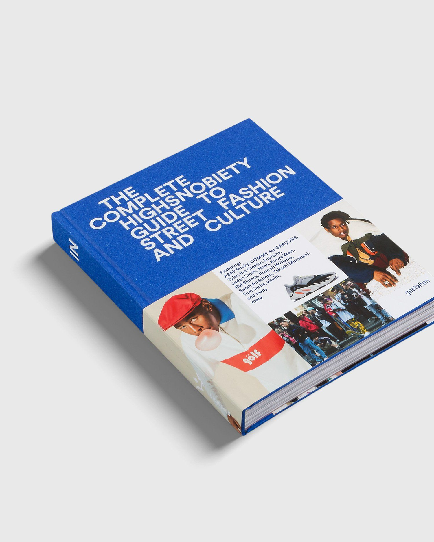 THE INCOMPLETE HIGHSNOBIETY GUIDE TO STREET FASHION AND CULTURE  - Image 1