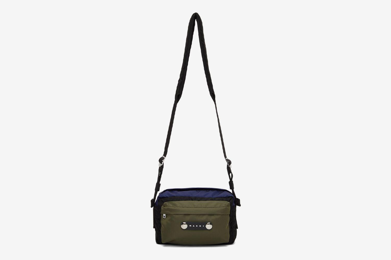 Hackney Messenger Bag