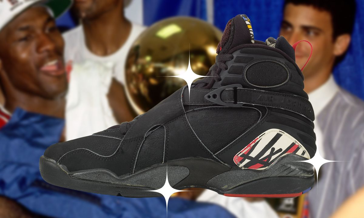 The 6 Sneakers Michael Jordan Wore When He Became a Champion