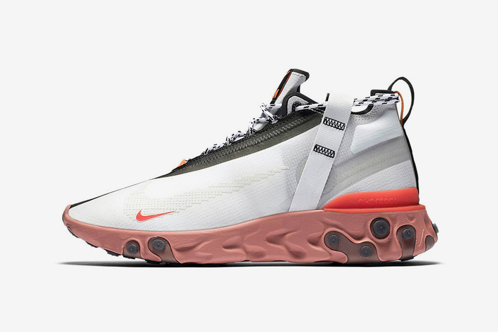 Nike React Runner Mid WR ISPA: Release Date, Price, & More Info