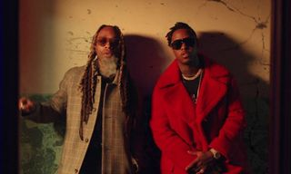 """Ty Dolla $ign & Jeremih Drop Spooky Video for """"Goin Thru Some Thangz"""""""