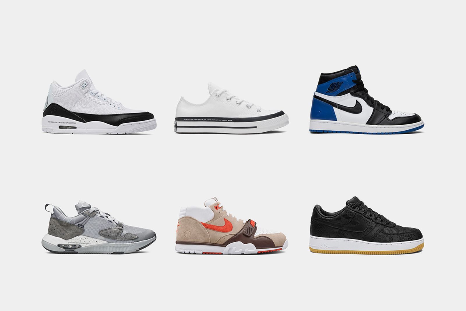 fragment design collab sneakers