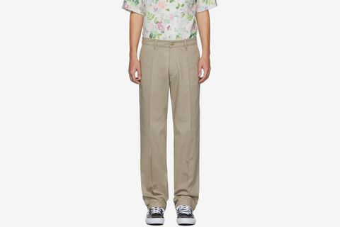 Khaki Club Trousers