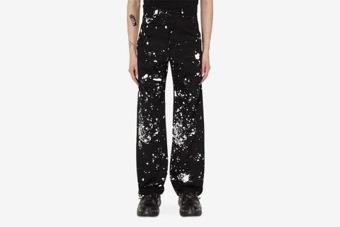 Splatter Trousers