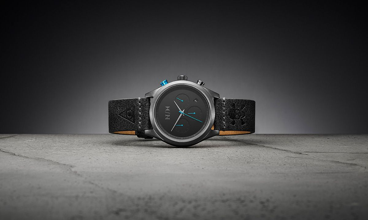 Pro-Skater Nyjah Huston Links with MVMT on His First Watch Collaboration